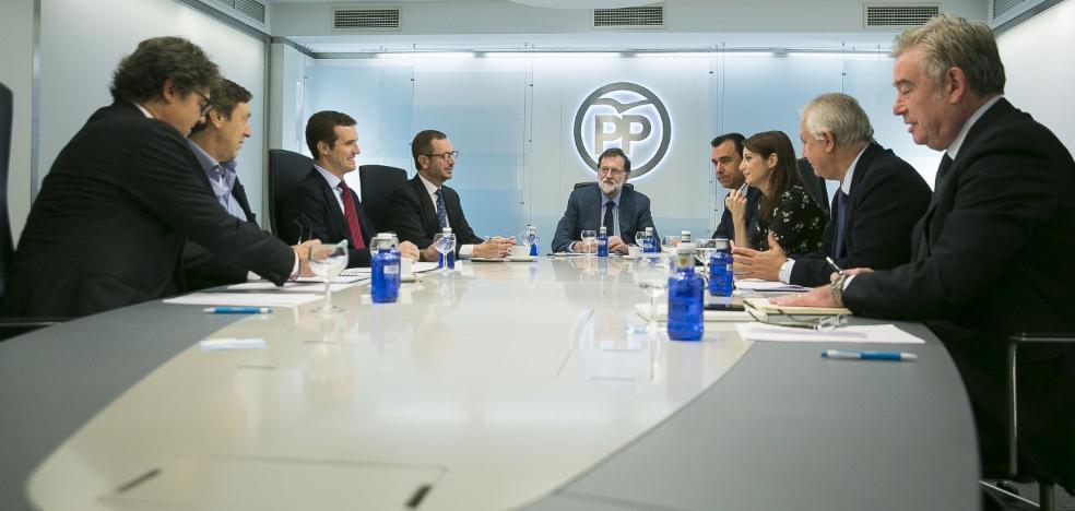 Rajoy presagia que el secesionismo perderá fuelle en las elecciones del 21-D