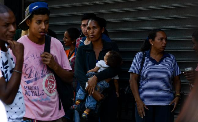 La UE se atreve a activar por fin la vía de las sanciones contra Venezuela