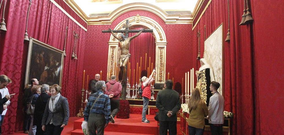 Agenda cofrade en Málaga del miércoles 15 al martes 21 de noviembre