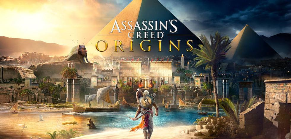 'Assassin's Creed: Origins', la joya del Nilo de Ubisoft
