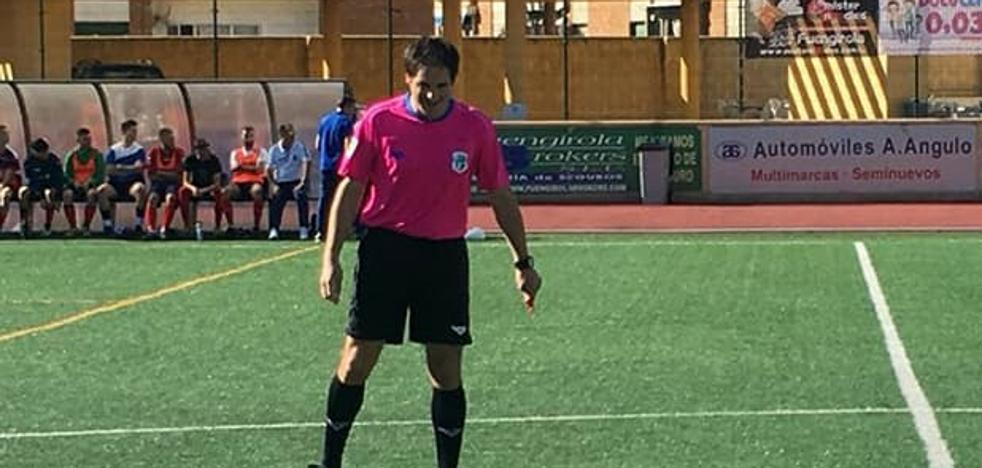 Brutal agresión al árbitro en el derbi de Fuengirola de Primera Andaluza
