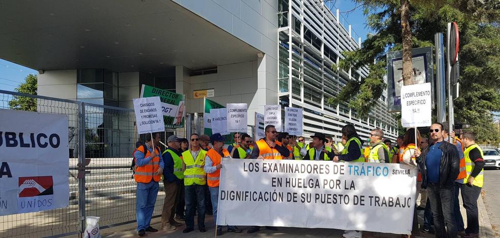 """El PP destaca que los examinadores de tráfico ya tienen una propuesta """"sobre la mesa"""" para desconvocar los paros"""