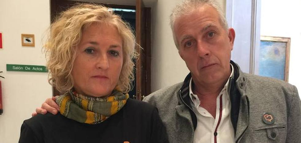 Familiares de desaparecidos piden a las autoridades que no les dejen en el olvido