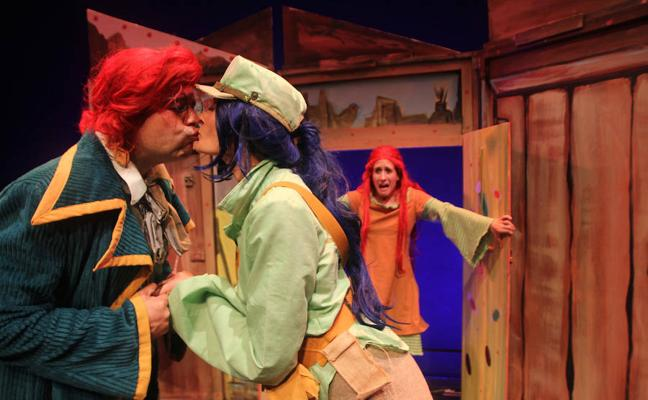 'Hansel y Gretel', 'Alicia en el País de las Maravillas' y 'El patito feo' visitarán el Teatro Echegaray en 2018
