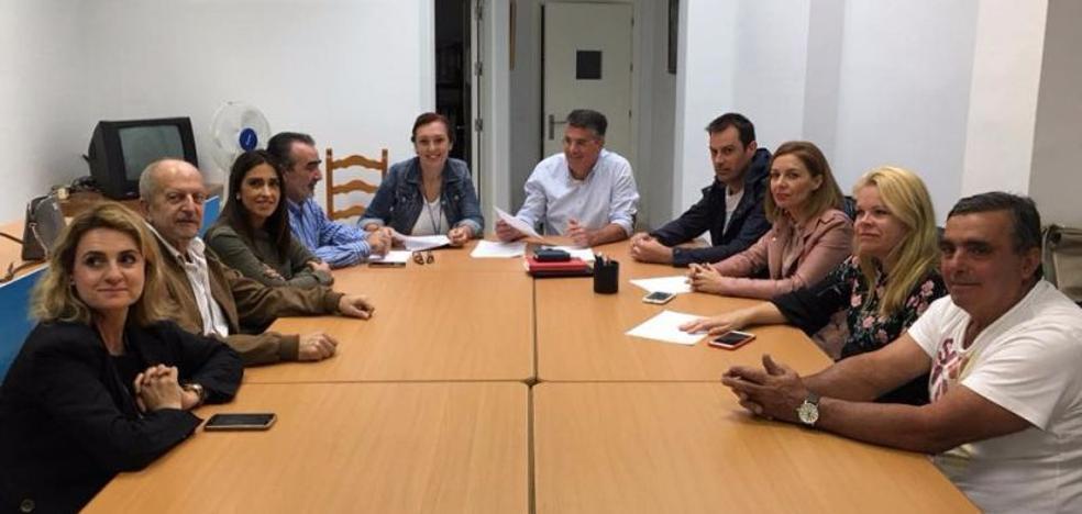 Ciudadanos condiciona su apoyo a la moción de censura en Nerja a que el PP aparte a sus concejales investigados por el vertedero ilegal