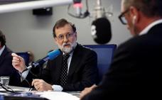 Rajoy se propone agotar la legislatura y abre la puerta a presentarse a la reelección