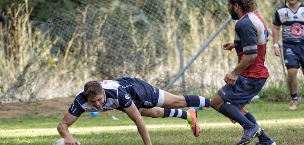 El Trocadero Marbella Rugby sigue intratable en casa y se mantiene en los puestos de arriba