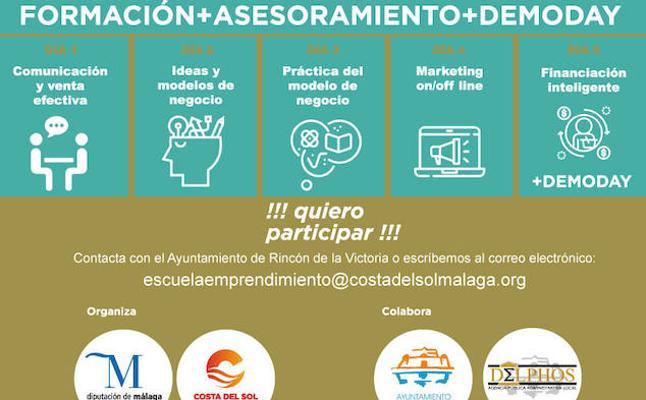 Turismo Costa del Sol pone en marcha su programa Start-Up Week en Rincón de la Victoria