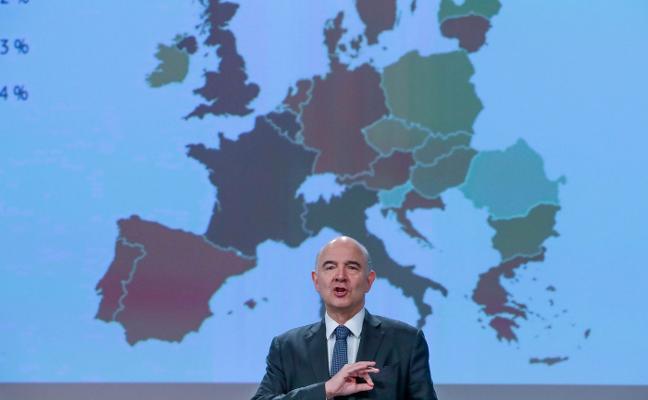 Moscovici reclama mano dura «para castigar el bolsillo de los evasores»
