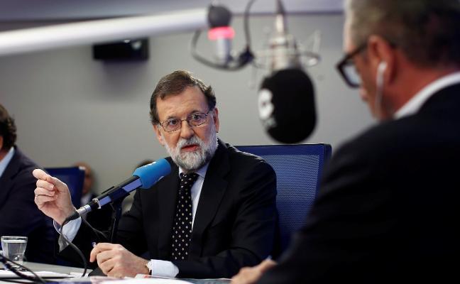 Rajoy quiere agotar la legislatura pese a la inestabilidad derivada de Cataluña