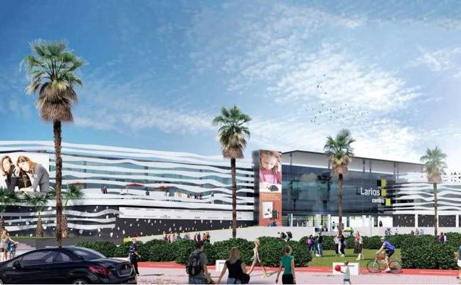 Merlin Properties comienza las obras de reforma de Larios Centro