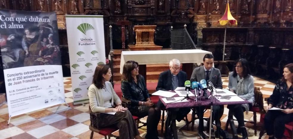 La Catedral de Málaga rescata su banda sonora