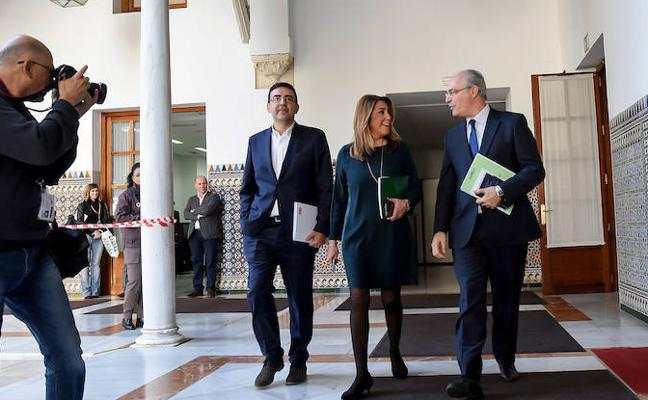 Díaz anuncia un plan de empleo para mayores de 45 años y 8.000 euros por contratos indefinidos