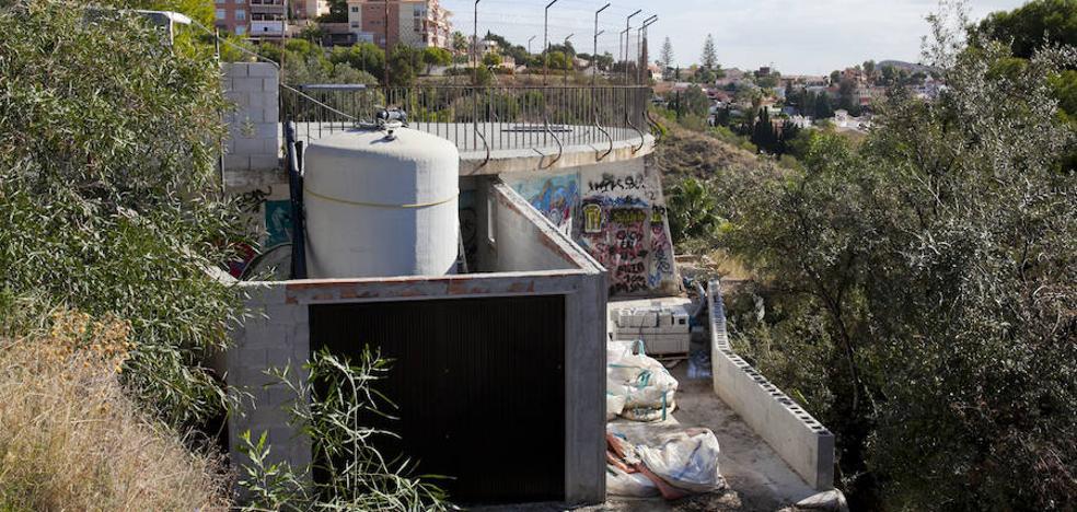 Investigan por un supuesto delito contra la salud pública a los identificados por el vertido de El Palo