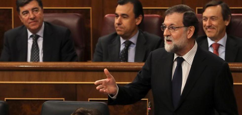 Rajoy garantiza que el 21-D se podrá votar «con libertad» y sin sabotajes