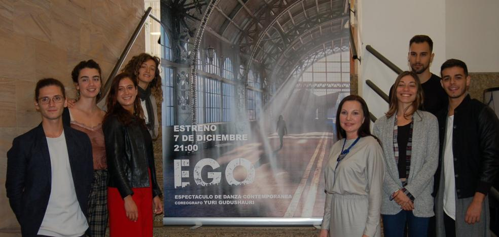 Estepona presenta una compañía de ballet contemporáneo con sede en el Auditorio Felipe VI