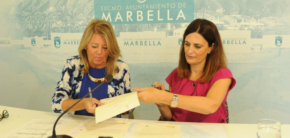 El Consistorio y la DGT abren una ventanilla única en Marbella para agilizar trámites