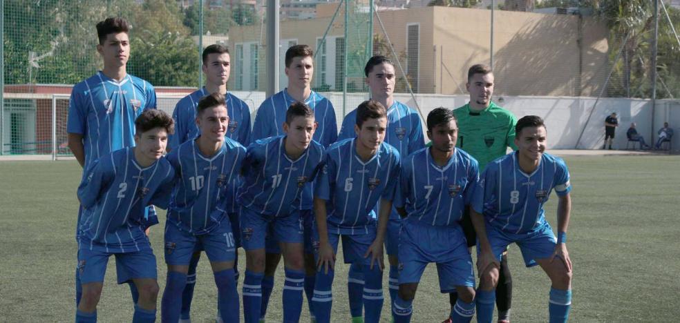 El Puerto Malagueño se impone al Tiro Pichón y se coloca líder de la Liga Nacional juvenil