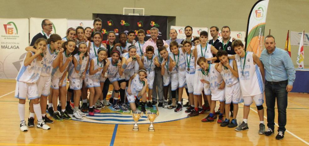 Doblete de Málaga en el Campeonato de Andalucía