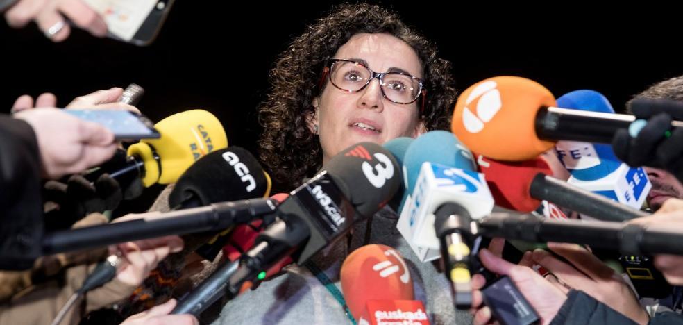 Junqueras apuesta por Marta Rovira como próxima presidenta de la Generalitat
