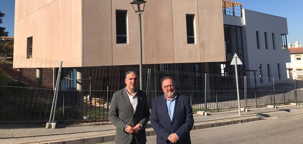 Antonio Garrido dará nombre a la mayor biblioteca del Guadalhorce