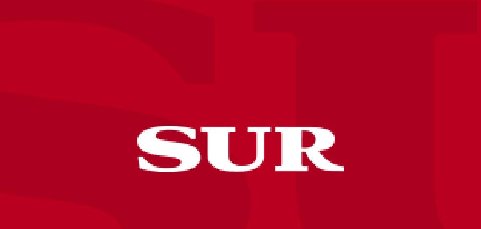 Dos niñas trasladadas al hospital tras una colisión entre dos vehículos en Málaga