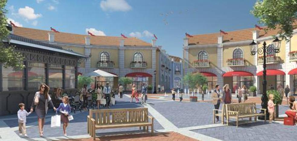 La primera piedra del outlet de lujo de Plaza Mayor se colocará el próximo miércoles 22 de noviembre