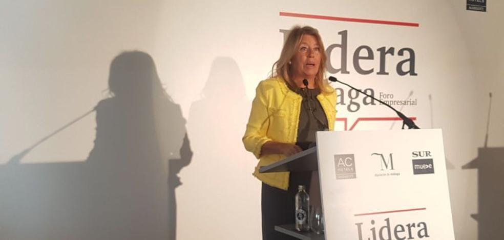 Ángeles Muñoz: «Marbella ya ha perdido demasiadas oportunidades»