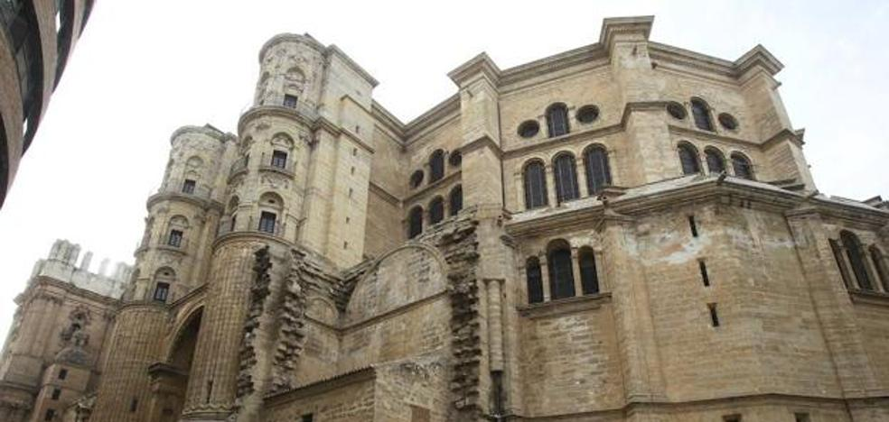 Harán catas en la cubierta de la Catedral para averiguar el origen de las goteras