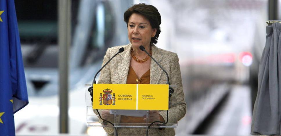 Magdalena Álvarez, la ministra con la que llegó el AVE