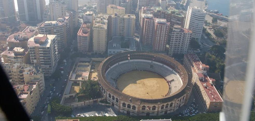 Visto bueno a la rehabilitación de la plaza de toros propuesta por la Diputación de Málaga