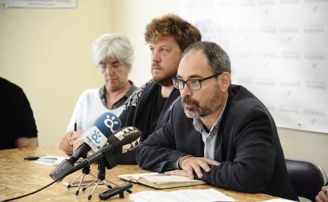 Podemos se pone el mono electoral con el reto de construir un bloque del cambio en Málaga