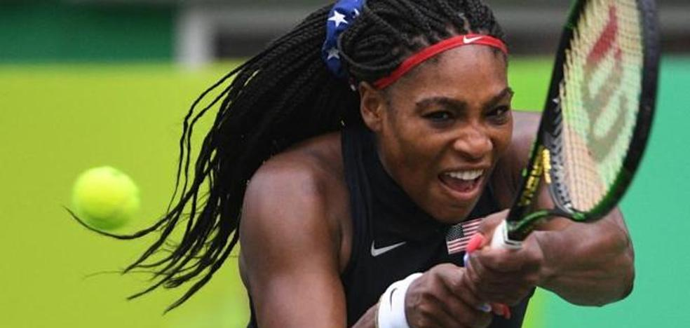 Serena Williams se casa hoy entre 'celebrities'