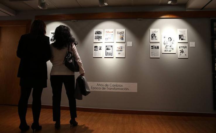 La evolución de Málaga en una exposición