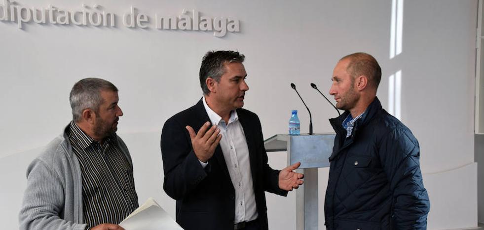 Ganaderos piden ayudas a la Diputación para el suministro de agua a sus explotaciones