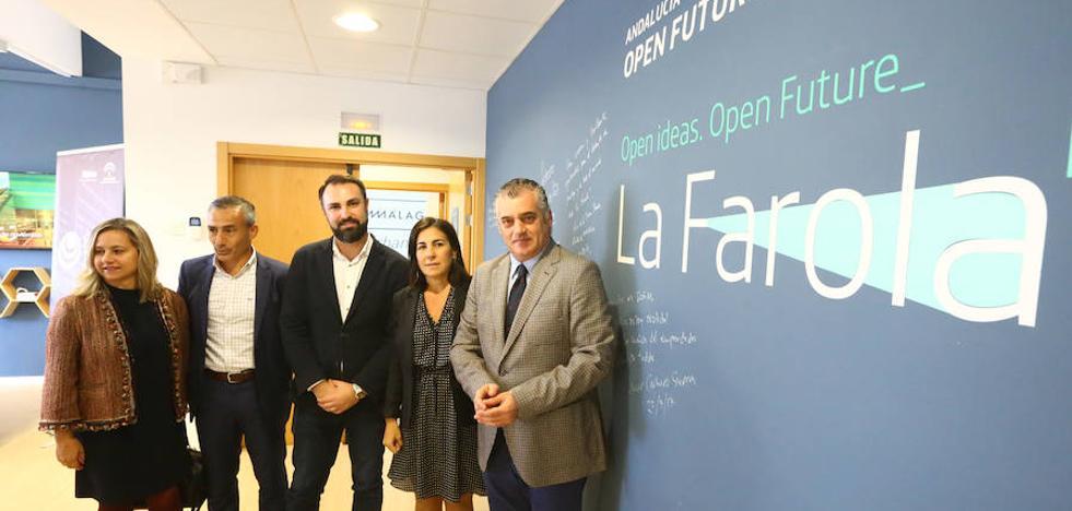 Empresas aceleradas en La Farola atraen una inversión cercana a los 700.000 euros