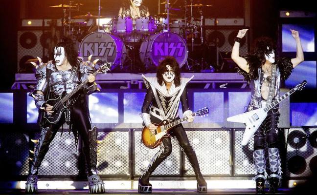 Kiss y Scorpions actuarán en el Resurrection Fest 2018