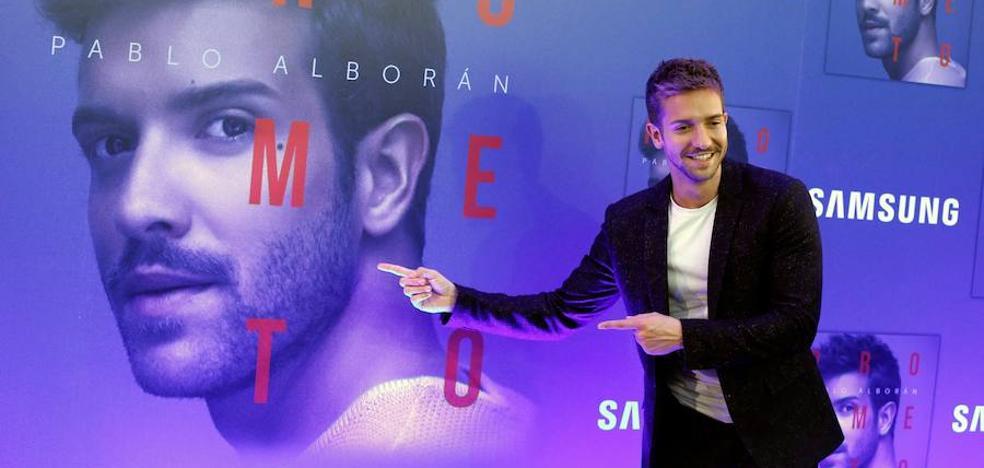 Pablo Alborán: «Prometo morir haciendo música»