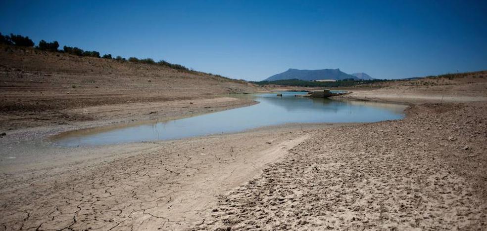 Agricultores insisten en pedir una tubería para llevar agua desde la Costa occidental a La Viñuela