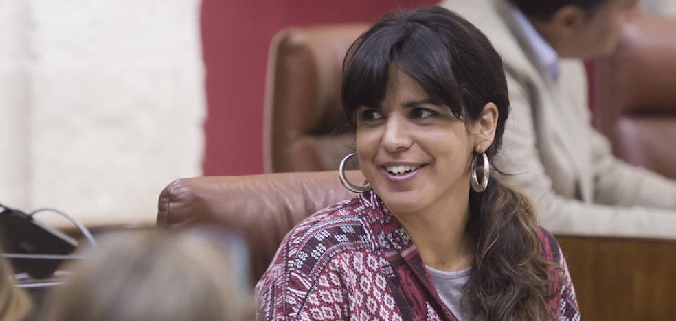 La carta de amor de Teresa Rodríguez al alcalde Kichi