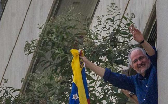 Antonio Ledezma escapa de Venezuela tras mil días bajo arresto domiciliario