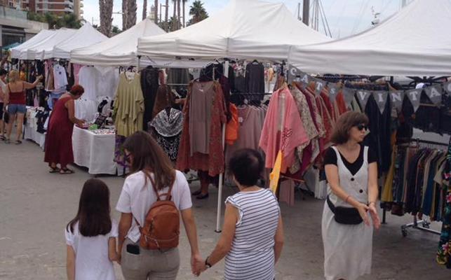 Mercadillo solidario en la Protectora de Animales y otras citas del fin de semana en Málaga