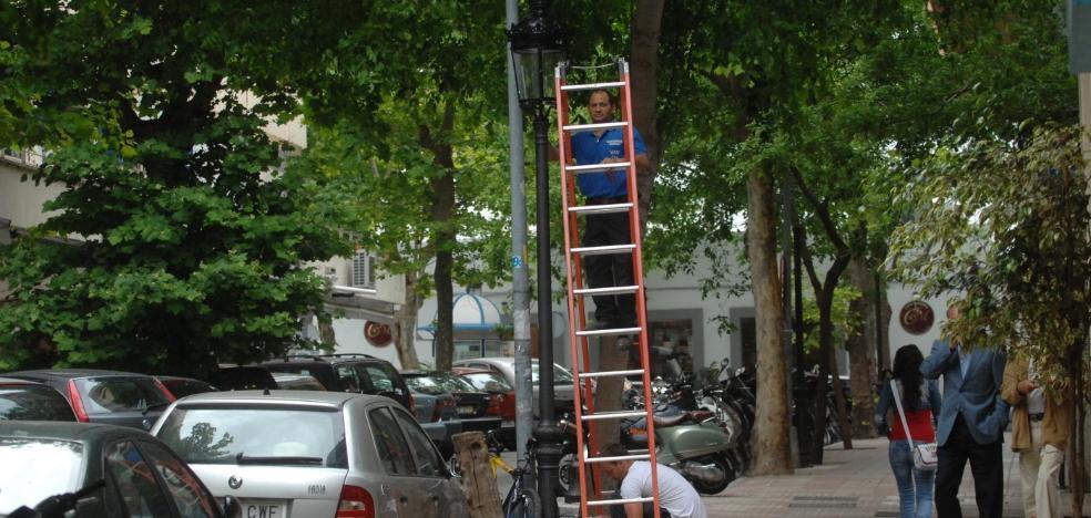 El Ayuntamiento de Marbella rescata el plan para externalizar el suministro y mantenimiento del alumbrado público