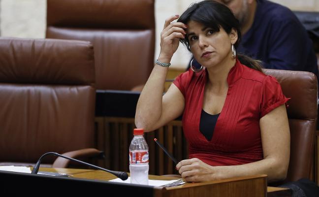 Rodríguez instó a Iglesias a reconocer en un tuit que Andalucía es nacionalidad histórica