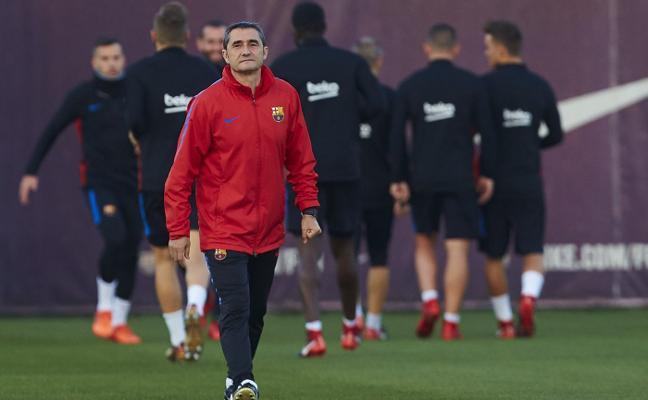 El dilema de Valverde en Leganés