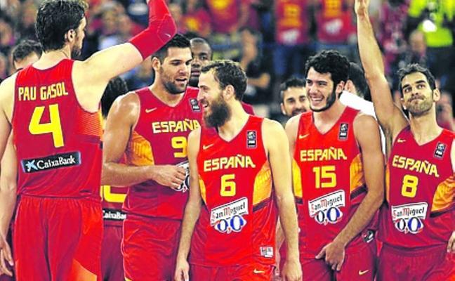 Mediaset renuncia al Mundial de Baloncesto de 2019