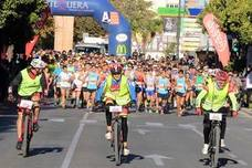 Cristóbal Ortigosa revalida la Media Maratón 'Ciudad de Antequera'
