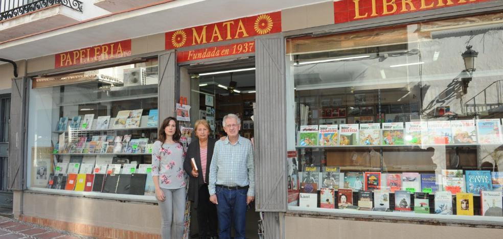 'Matitas', un librero a la vanguardia