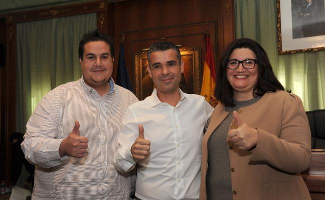 El PSOE renueva sus cargos sin José Bernal