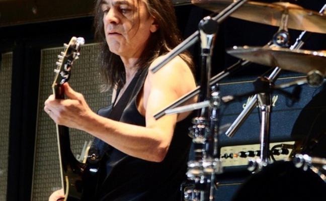 Fallece a los 64 años Malcolm Young, guitarrista y cofundador del grupo AC/DC